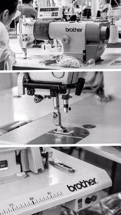 Имея большой опыт работы с различными марками швейных машин и оверлоков, мы хотим отметить качество швейного оборудования японской компании #Brother. Надежность, долговечность, удобство в работе и качество сборки - все это позволяет производить продукцию высокого качества и выполнять заказы точно в срок. Sewing, Dressmaking, Couture, Stitching, Sew, Costura, Needlework