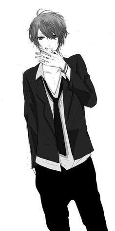anime boy | via Tumblr