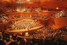 Stunning music venues!