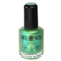 Del Sol Nail Polish Changes Colors In The Sun How Fun For Beach