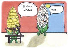 Bikram Yoga #funny - #BikramYoga