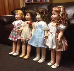 Paris doll co. Rita dolls