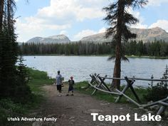 Teapot Lake Hike