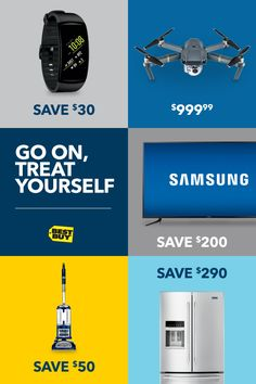 Kick your tech into overdrive without busting the bank. This week's deals have arrived, packed with the latest innovations, the newest releases and the sweetest savings. Go ahead—your next big find awaits. Offer good through 10/28/17.