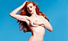 "Grace Gray - ""Red Hot 100: the ginger renaissance continues with girls - GQ.co.uk"""