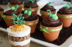 Got a Green Thumb?   summer fun cakes   allthingscupcake.com