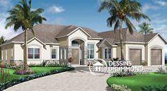 Plan de maison no. W3253 de dessinsdrummond.com