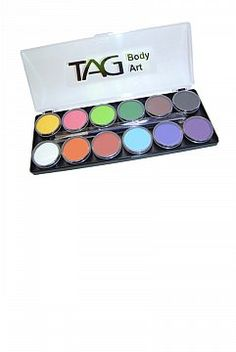 TAG Paint Palettes   Makeup Collective