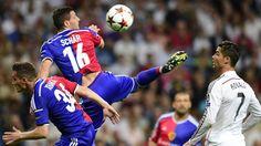 Basel x Real Madrid: A 5ª jornada da Liga dos Campeões marca um confronto entre os suíços do Basel que hoje jogarão muito para uma possível qualificação...  http://academiadetips.com/equipa/basel-x-real-madrid-liga-dos-campeoes/
