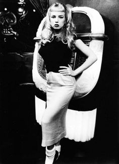 Traci Lords as Wanda Woodward in Cry-Baby, 1990.
