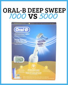 Is the oral-b deep sweep 5000 better than the 1000?