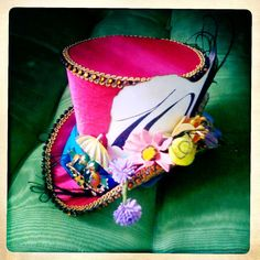 Custom Mad Hatter Hats  PLEASE read entire listing by TwoBackFlats, $55.00