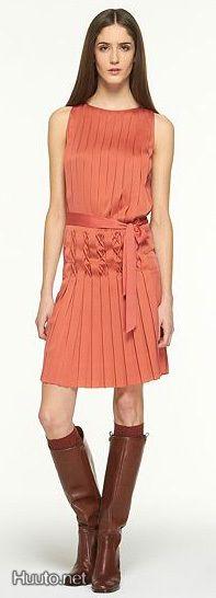 Diane von Furstenberg silkkimekko / Diane von Furstenberg silk dress