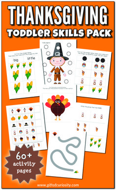 Gift of Curiosity - Sparking children's creativity and learning Thanksgiving Activities For Kids, Creative Activities For Kids, Kids Learning Activities, Learning Centers, Educational Activities, Creative Kids, Play Activity, Activity Ideas, Preschool Ideas