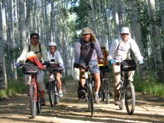 Great Divide Mountain Bike Route Summer 2012-2016