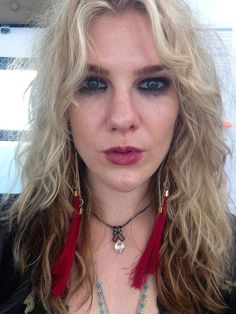 Misty Day (Lily Rabe) selfie (AHS Coven)