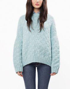 Big Bang Sweater | Knit it or Buy it | woolandthegang.com