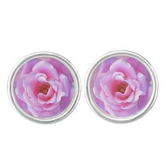 Pretty Pink Rose - giving this shows appreciation and gratitude Pretty In Pink, Gratitude, Appreciation, Cufflinks, Rose, Jewelry, Pink, Jewlery, Bijoux
