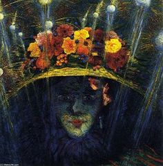 Modern Idol, 1911 oil painting by Umberto Boccioni, The highest quality oil painting reproductions and great customer service! Italian Painters, Italian Artist, Umberto Boccioni, Giacomo Balla, Italian Futurism, Portrait, Art Uk, Matisse, Public Art