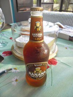 My little cozy blogcorner: Bananen bier en kaasschotel.