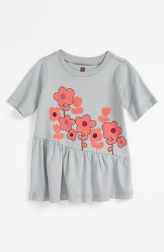 Tea Collection 'Forget Me Not' Top (Toddler) | Nordstrom