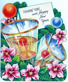 Thank You and Happy New Year...
