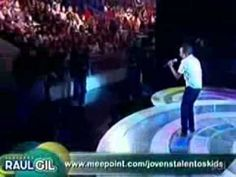 Jotta A Oh Happy Day no Raul Gil dia 20/08/2011 - YouTube