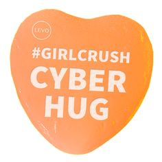 Distance ain't no thang. Send this Cyber Hug Valentine to your #GirlCrushes near and far! | Share the #levolove