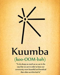 Kuumba: Creativity To do always as much as we can, in the way we can, in order to leave our community more beautiful and beneficial than we inherited it. The Words, Cool Words, Me Quotes, Motivational Quotes, Inspirational Quotes, Id Digital, Kwanzaa Principles, African Words, Happy Kwanzaa