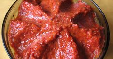 Canning Recipes, My Recipes, Easy Bun, Romanian Food, Ketchup, Finger Foods, Pickles, Goodies, Strawberry