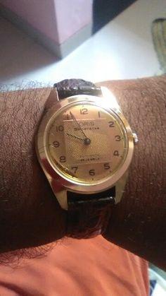 Vintage Oris Sportsstar Wrist Watch