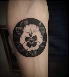 (disambiguation) The pansy is a member of a large group of hybrid plants of the genus Viola cultivated as garden flowers. The name may also refer to: Subtle Tattoos, Black Tattoos, Cool Tattoos, Tatoos, Pansy Tattoo, Violet Tattoo, Beautiful Flower Tattoos, Cover Tattoo, Nature Tattoos