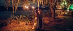 Courtney & Ray  Magnolia Plantation Wedding by Richard Bell Photography