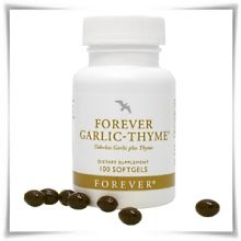 Forever Garlic-Thyme | Σκόρδο & Θυμάρι της Forever Living Products. #ForeverLivingProducts  #nutritionalsupplements