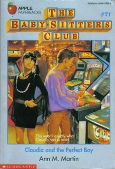 The Babysitters Club, I definitely owned/own over a 100 of these from when I used to be addicted.