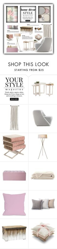 """""""Home decor style. Pastels."""" by rugile-pp ❤ liked on Polyvore featuring interior, interiors, interior design, home, home decor, interior decorating, Pussycat, Benjamin Moore, Meritalia and The Velvet Chair Company"""