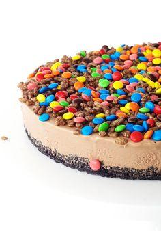 Crunchy Chocolate Mi