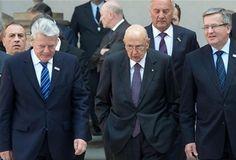 L'appello comune dei presidenti della Repubblica d'Italia, Germania e Polonia per il voto europeo
