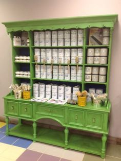 Chalk painting workshops at Junktique in Norwalk, Ct. Colorful Furniture, Painted Furniture, Painting Workshop, Chalk Painting, Connecticut, Farm House, China Cabinet, Liquor Cabinet, Farmhouse Decor