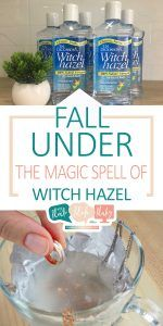 Super bath salts with essential oils witch hazel Ideas - Madalynn Bath Journal - Tips And Tricks, Natural Health Remedies, Home Remedies, Witch Hazel Uses, Witch Hazel For Hair, Organic Witch Hazel, How To Treat Sunburn, Hydrogen Peroxide Skin, Anti Aging Creme