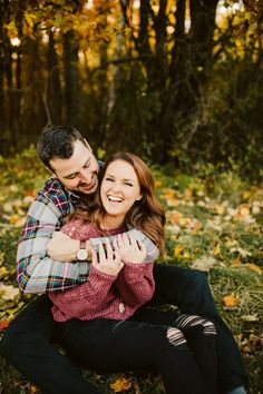 Fall Engagement Session Inspo
