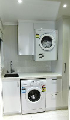 Custom Made Laundry | The Kitchen Place | Melbourne, Australia