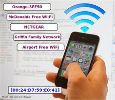 Actions de l'utilisateur    Abonné   @Cunchem Demain au Sénat pour parler des problèmes de vie privée liés au Wi-Fi sur les smartphones #InriaAuSenat