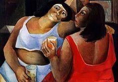 Di Cavalcanti retratava o cotidiano em seus trabalhos, os quais o projetaram ao reconhecimento internacional. O pintor é considerado um dos nomes mais importantes e expressivos da arte brasileira, conheça aqui as suas principais obras.