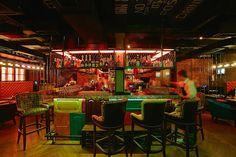 SOHO bar by LEFT, Krasnoyarsk – Russia » Retail Design Blog