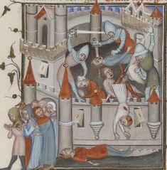 Manuscript Miniatures: BNF Français 24287 Policratique