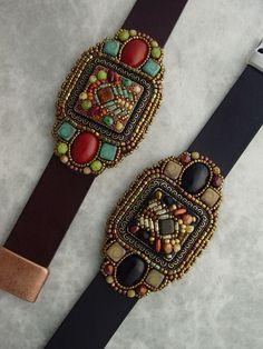 @iragrynda Pinned by @Manaro Design  Jewelry | Beading | Bracelet | Necklace | Earrings
