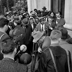 """I was optimistic enough to hope for the best but realistic enough to prepare for the worst,"" the Rev. Dr. Martin Luther King Jr. said on March 22, 1956, after he was found guilty of leading an illegal boycott against the Montgomery city bus lines. He continued: ""This will not mar or diminish in any way my interest in the protest. We will continue to protest in the same spirit of nonviolence and passive resistance, using the weapon of love."" That year, nearly all of Montgomery's 50,000 black…"