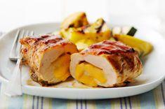 Grilled Chicken Roller Recipe - Kraft Recipes