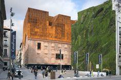 Caixa Forum - Herzog and De Mueron